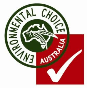 Enviromental choice australia (with tick)