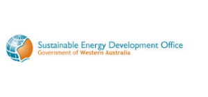 sustainable energy development office - government of western Australia logo
