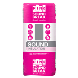 Pink Batts Sound Insulation