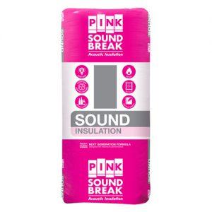 Pink Batts Sound Insulation