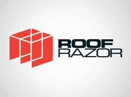roof razor - logo