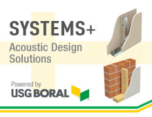 Systems + Acoustic Design Solutions - Powered by USG Boral