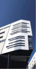 exterior of a 10 storey building