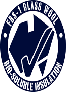Bio-soluable insulation logo