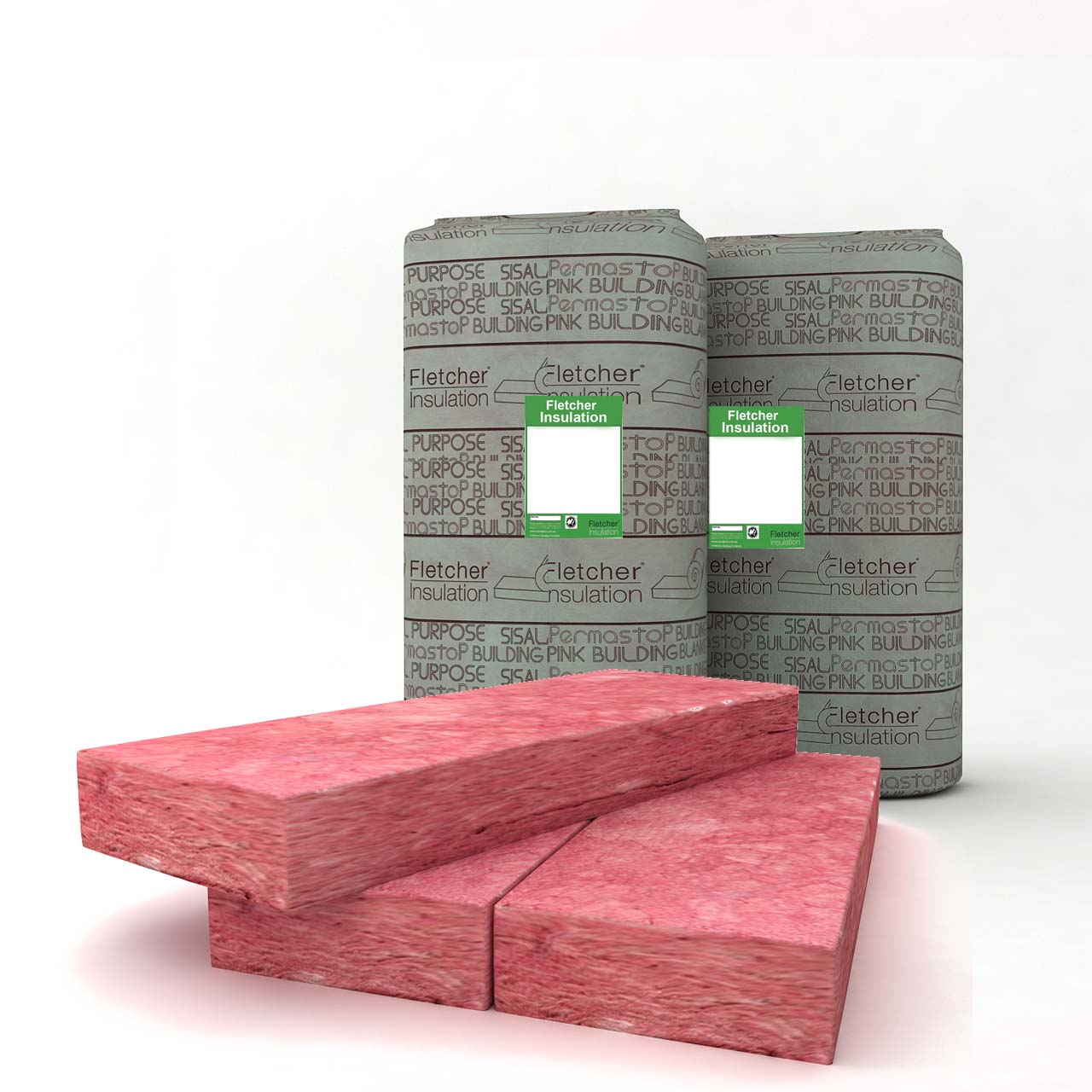 Pink partition insulation pink batts fletcher insulation for Pink insulation r value