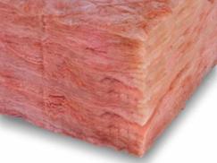 pink batt close up image