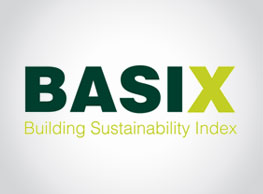 BASIX - building sustainability index - logo