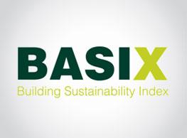 BASIX - building sustainability index - logo