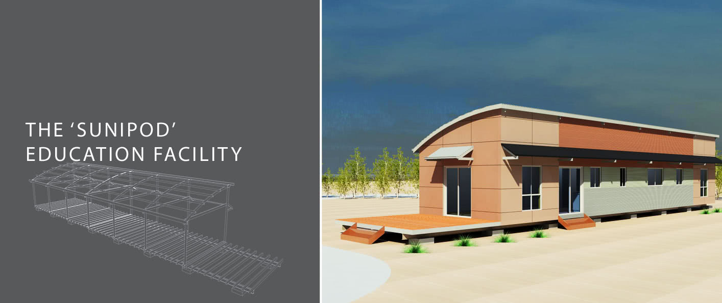 SuniPod Education Facility