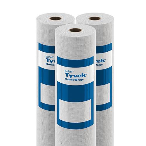 Tyvek® HomeWrap® | Building Wrap - Fletcher Insulation