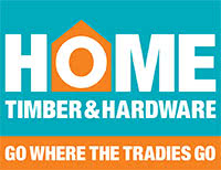 Home timber & hardware logo