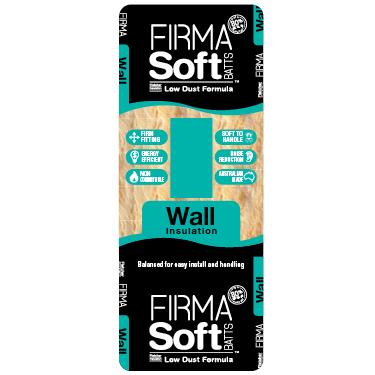 FirmaSoft™ Wall Insulation
